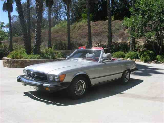 1979 Mercedes-Benz 450SL | 450371