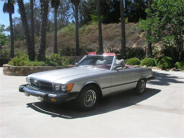 1979 mercedes benz 450sl for sale on 16 for 1979 mercedes benz 450sl for sale