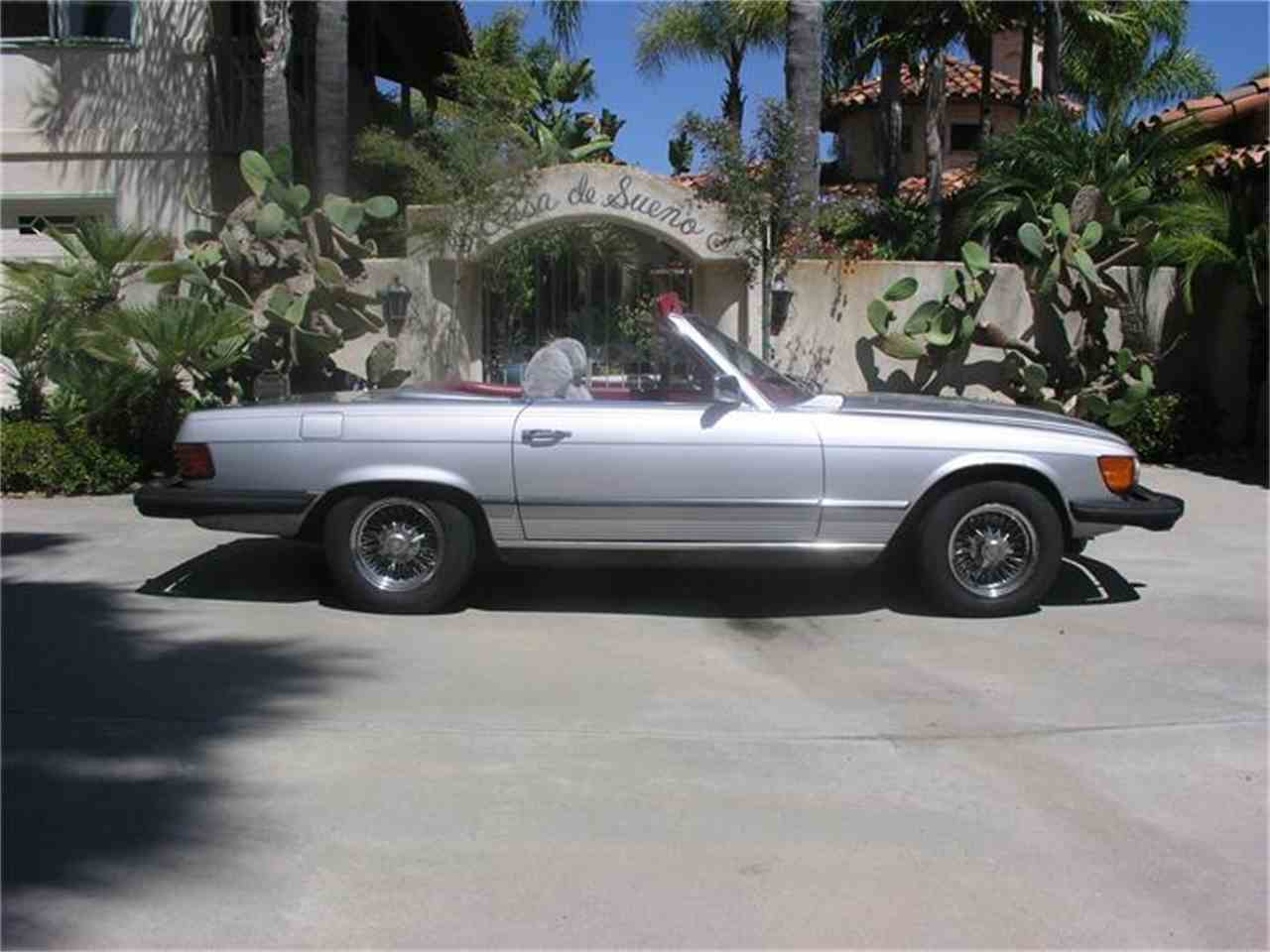 1979 mercedes benz 450sl for sale cc