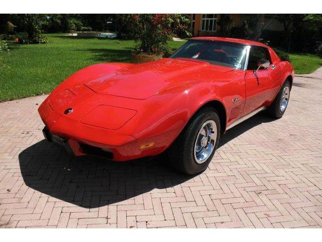 1975 Chevrolet Corvette | 454822
