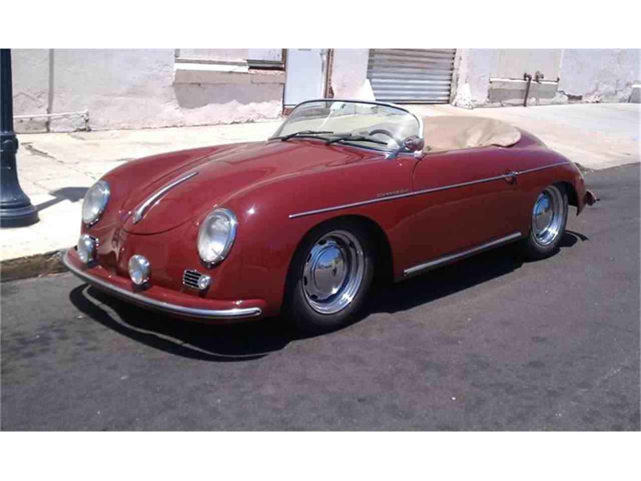 Large Picture of '57 Speedster - 9R20