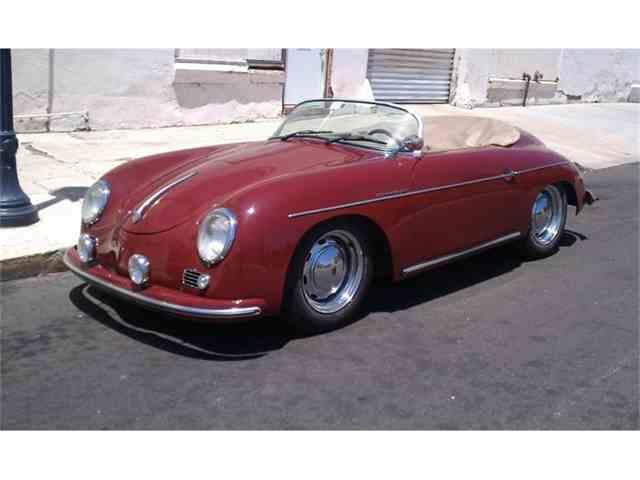 1957 Porsche Speedster | 454968