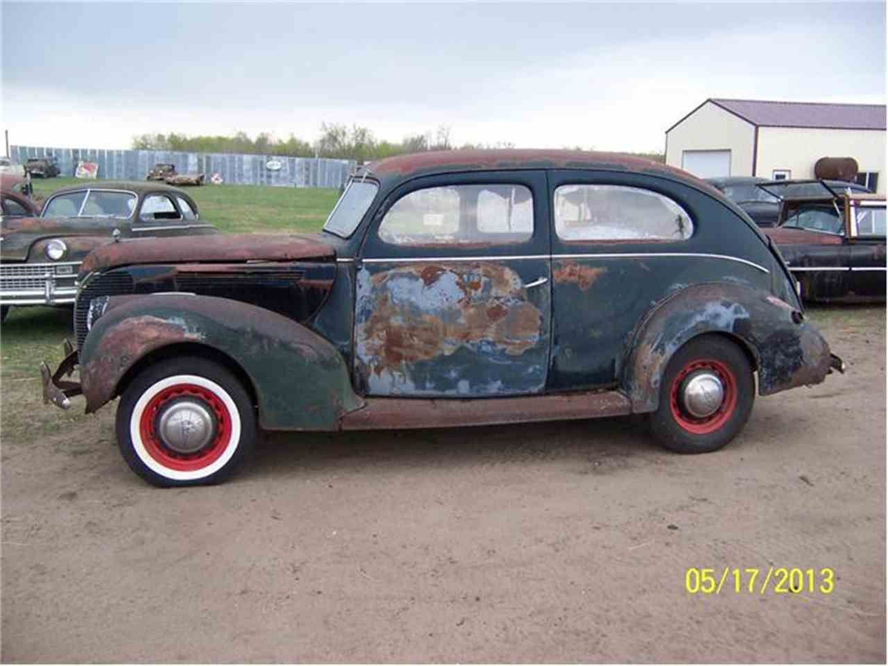1938 ford deluxe for sale cc 454969. Black Bedroom Furniture Sets. Home Design Ideas