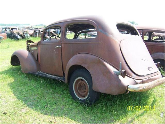 1936 Pontiac 2-Dr Sedan | 454974