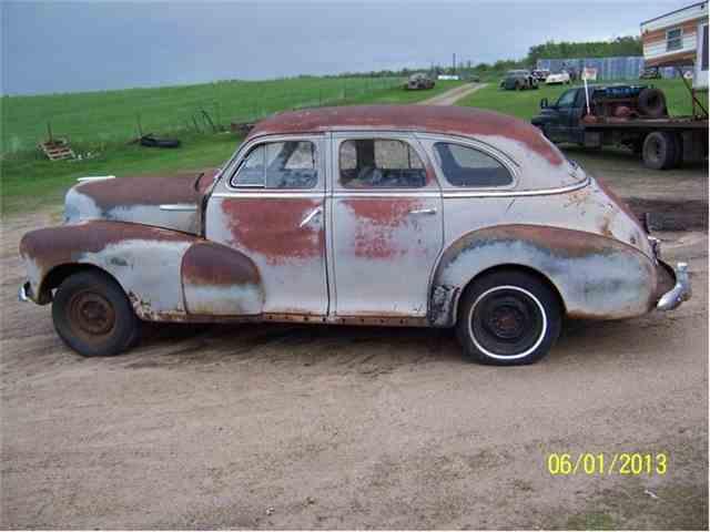 1947 Chevrolet 4-Dr Sedan | 455386