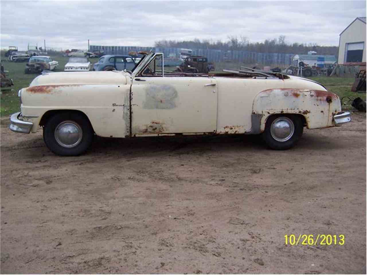Large Picture of '52 Convertible - 9RDN