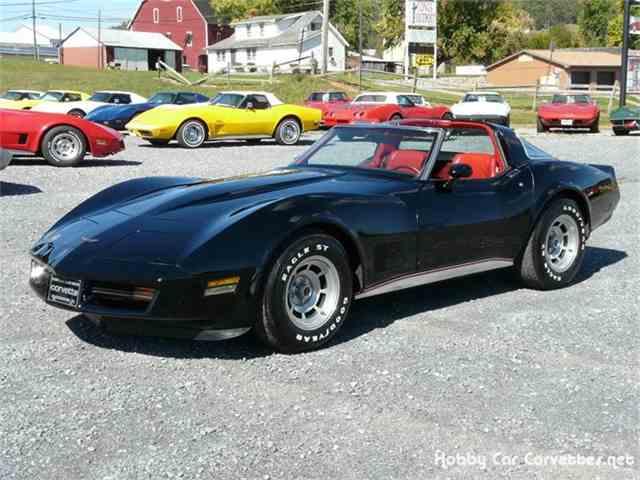 1980 Chevrolet Corvette | 455694
