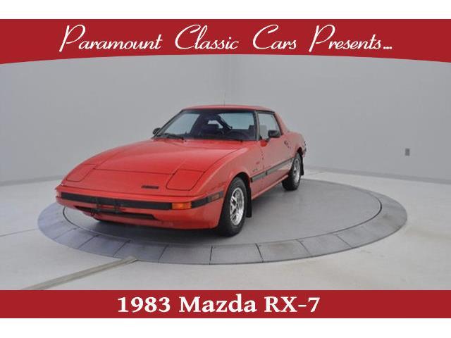 1983 Mazda RX-7 | 455800