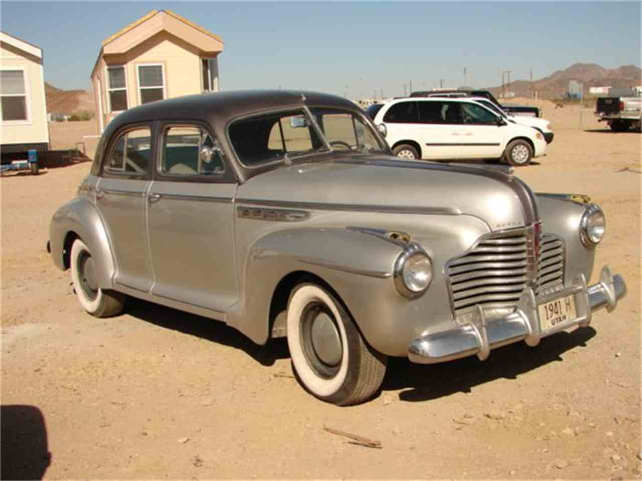 Large Picture of Classic '41 Coupe - $14,980.00 Offered by Desert Gardens Classic Cars - 9NQB
