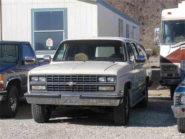 1989 Chevrolet Suburban | 459140