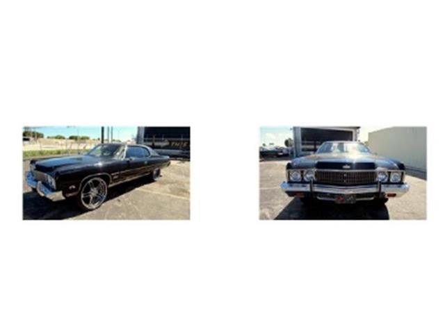 1973 Chevrolet Caprice   459608