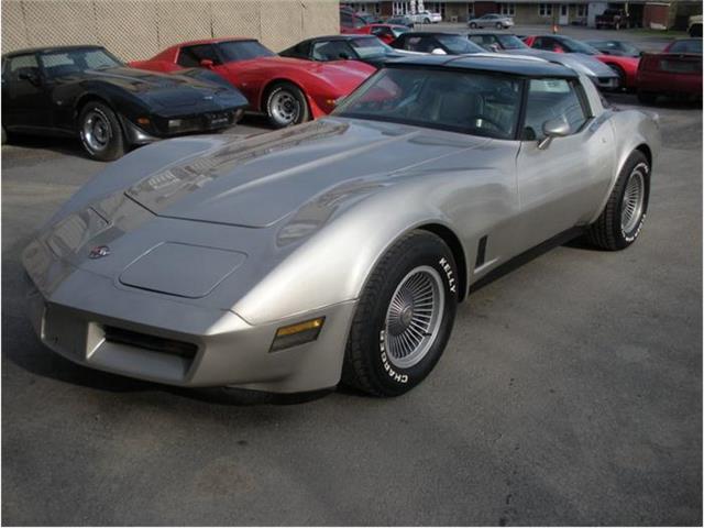 1982 Chevrolet Corvette | 450098
