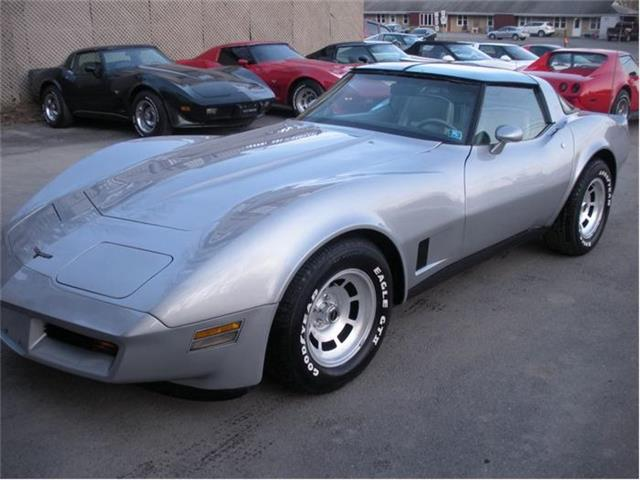 1981 Chevrolet Corvette | 450099