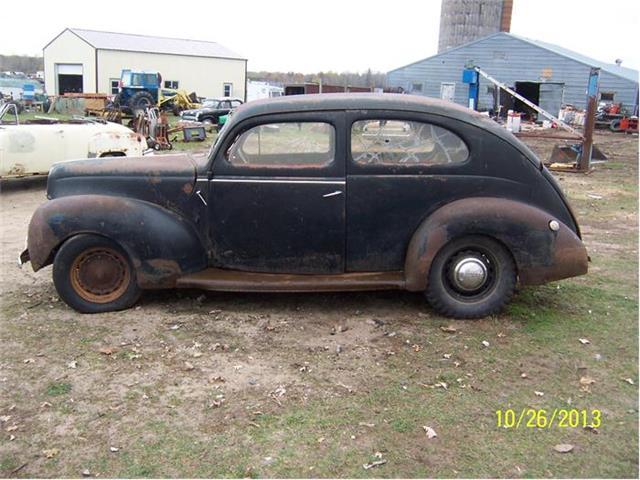 1939 Ford 2-Dr Sedan | 461848