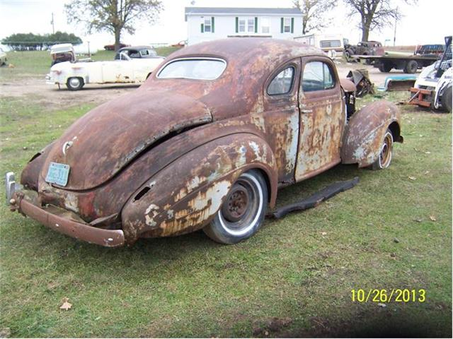 1939 Chrysler Coupe | 465018