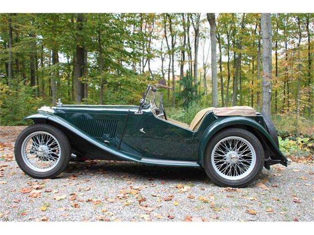 1948 MG TC | 465684