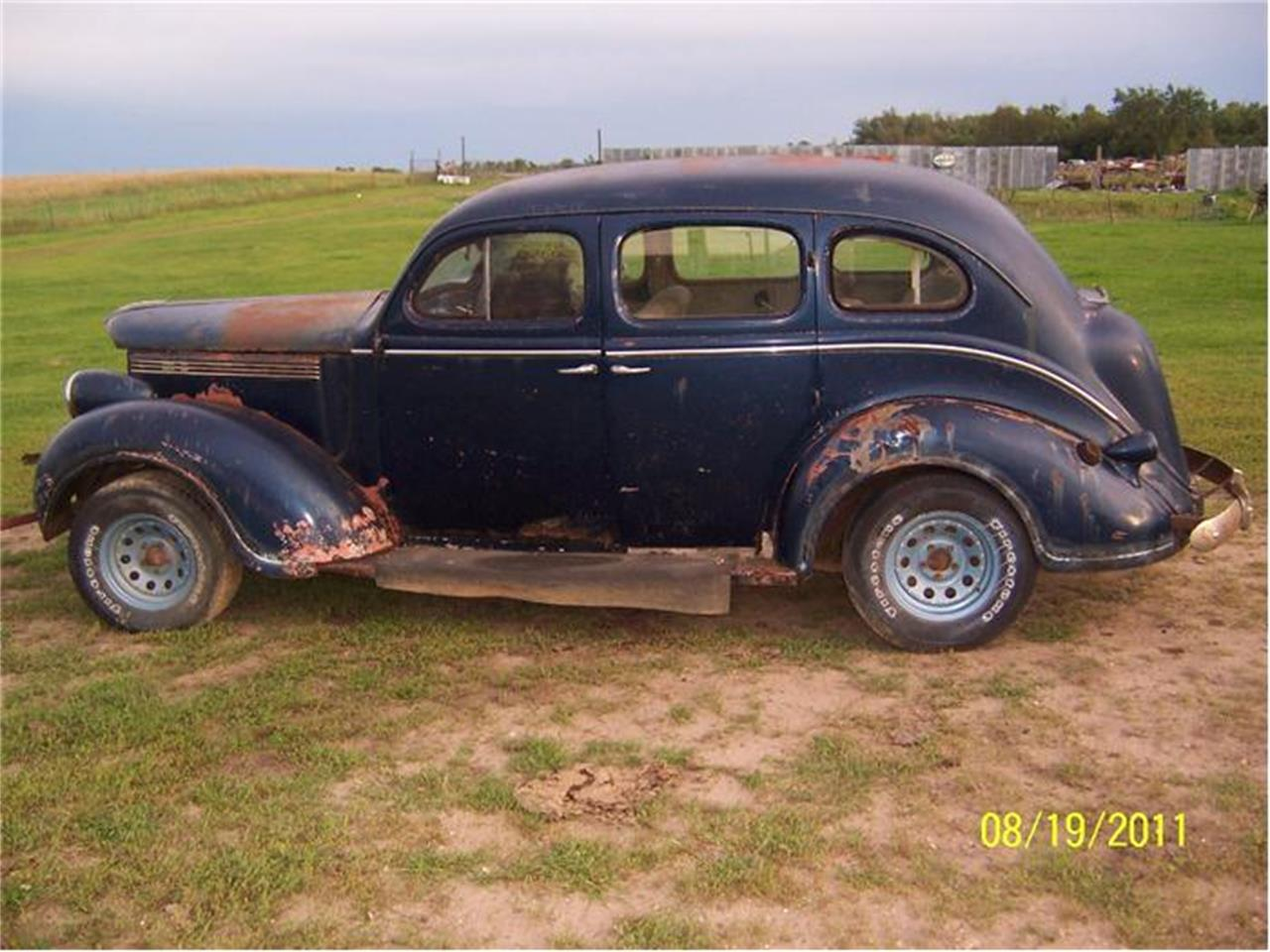 1938 dodge 4 dr sedan for sale cc 465891 for 1938 chevy 4 door sedan for sale