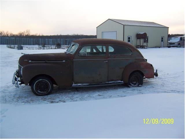 1940 Dodge 2-Dr Sedan | 465892