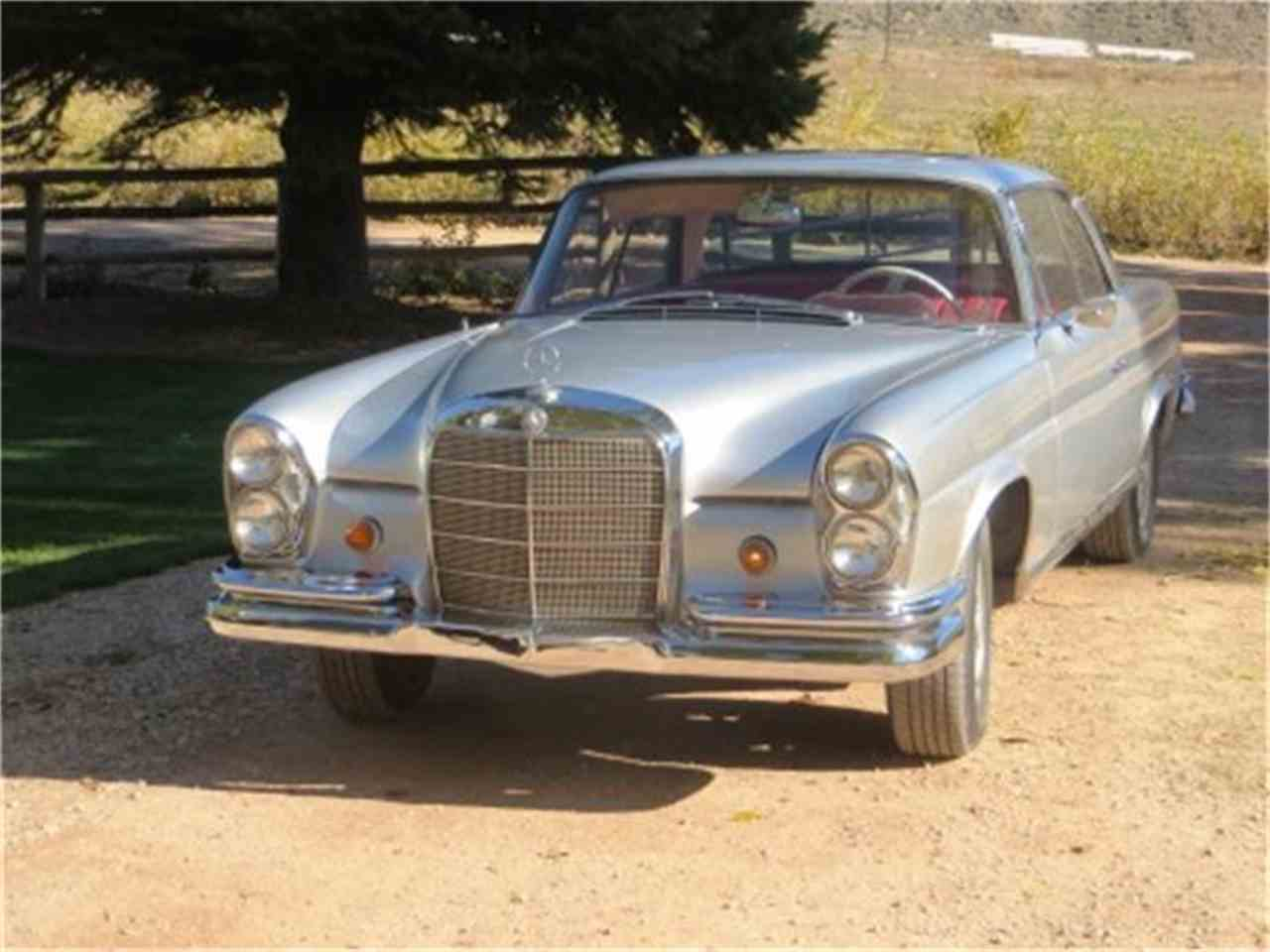 1965 mercedes benz 250se for sale cc for 1965 mercedes benz