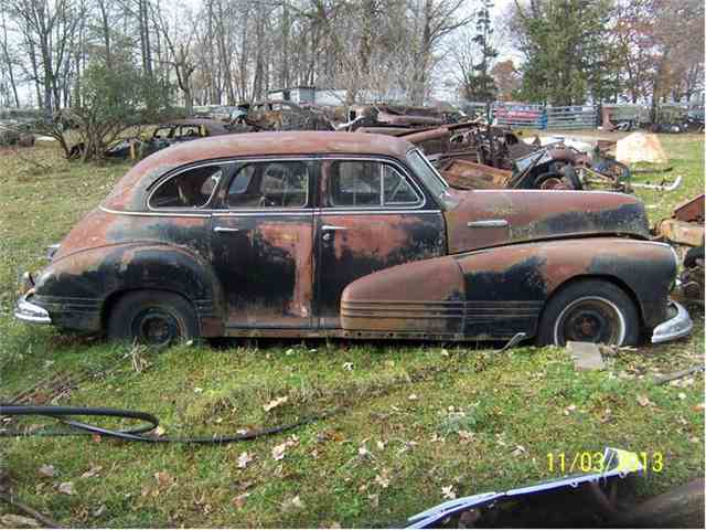 1946 Pontiac 4-Dr Sedan | 467043