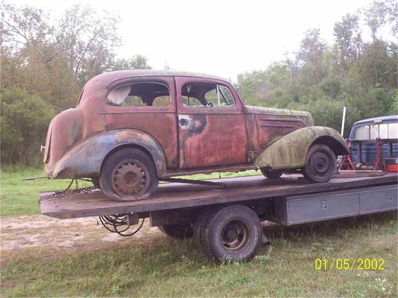 1936 chevrolet 2 dr sedan for sale cc. Black Bedroom Furniture Sets. Home Design Ideas