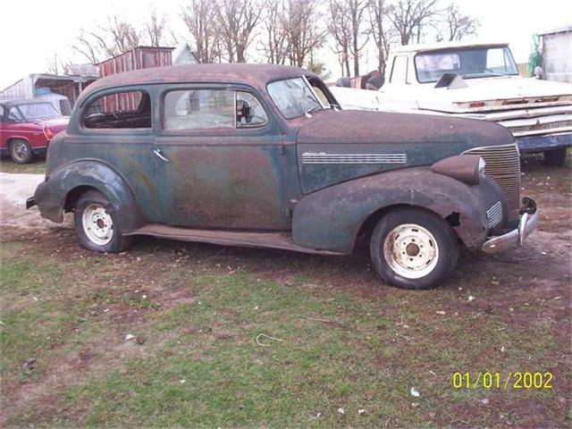 1939 Chevrolet 2-Dr Sedan | 467206