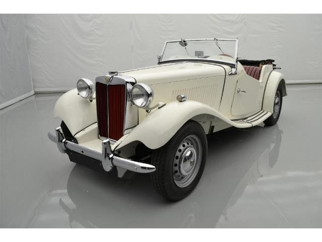 1952 MG TD | 460785