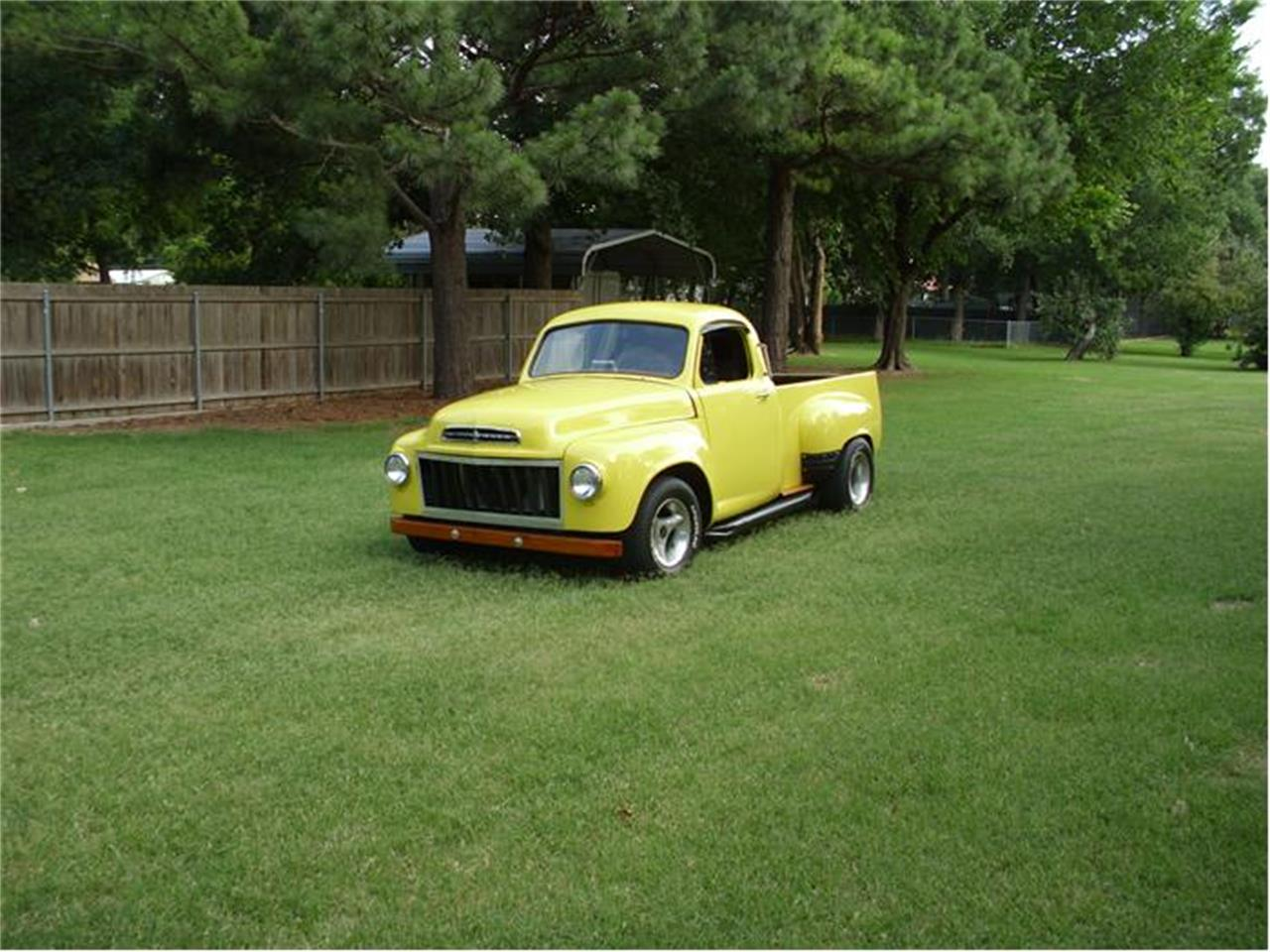Trucks For Sale In Okc >> 1951 Studebaker Pickup for Sale | ClassicCars.com | CC-468630