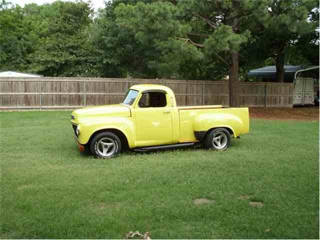 1951 Studebaker Pickup | 468630