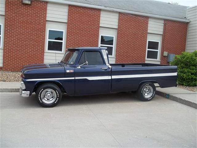 1965 Chevrolet C/K 10 | 472615