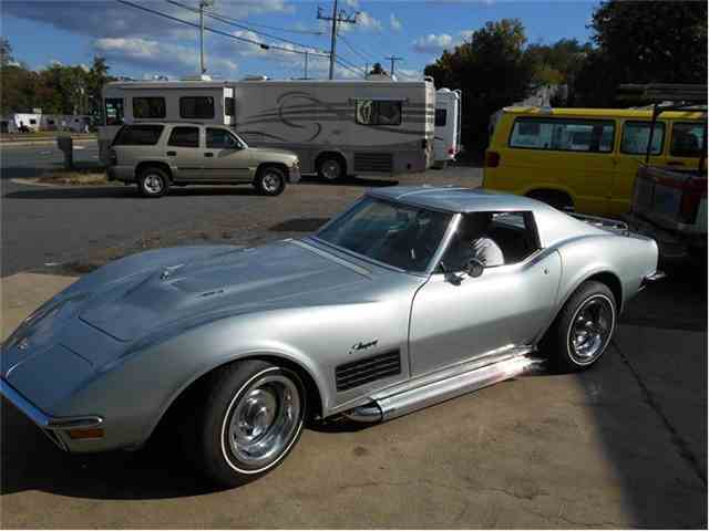1970 Chevrolet Corvette Stingray | 472887