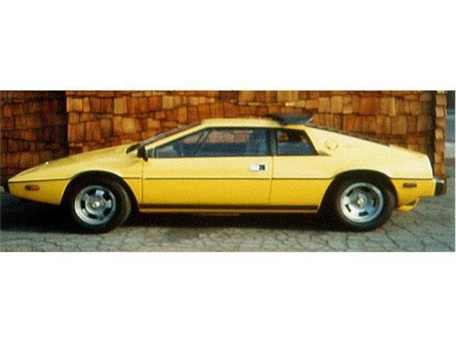 1977 Lotus Esprit | 473176