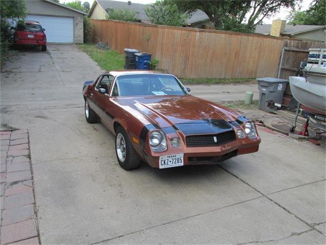 1980 Chevrolet Camaro | 473865