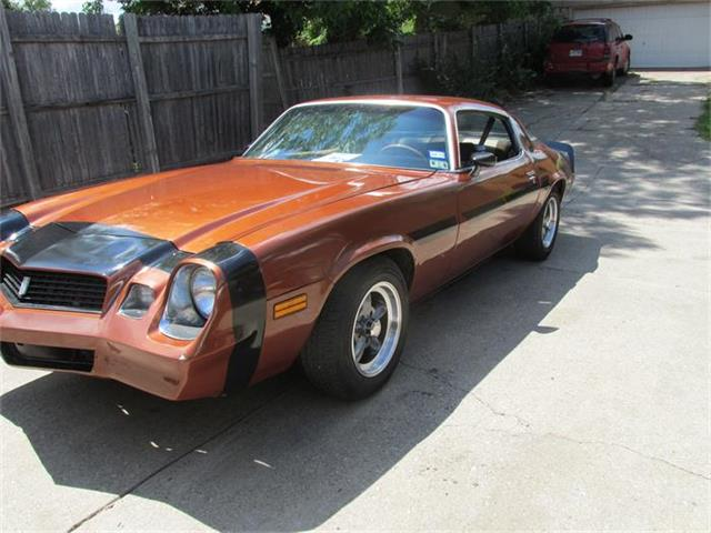 1980 Chevrolet Camaro For Sale Classiccars Com Cc 473865