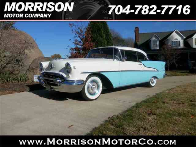 1955 Oldsmobile Deluxe 88 Holiday Coupe | 475040