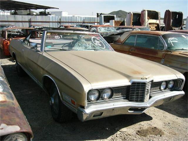 1972 Ford LTD | 475464