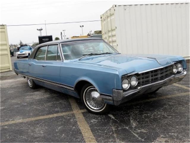 1965 Oldsmobile 98 | 476882