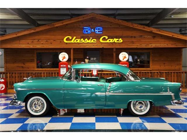 1955 Chevrolet Bel Air | 477012