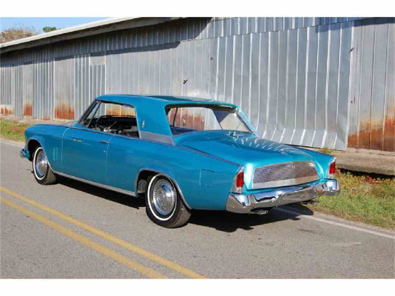 Large Picture of 1962 Studebaker Hawk located in St Simons Island Georgia - $10,900.00 - A8W0