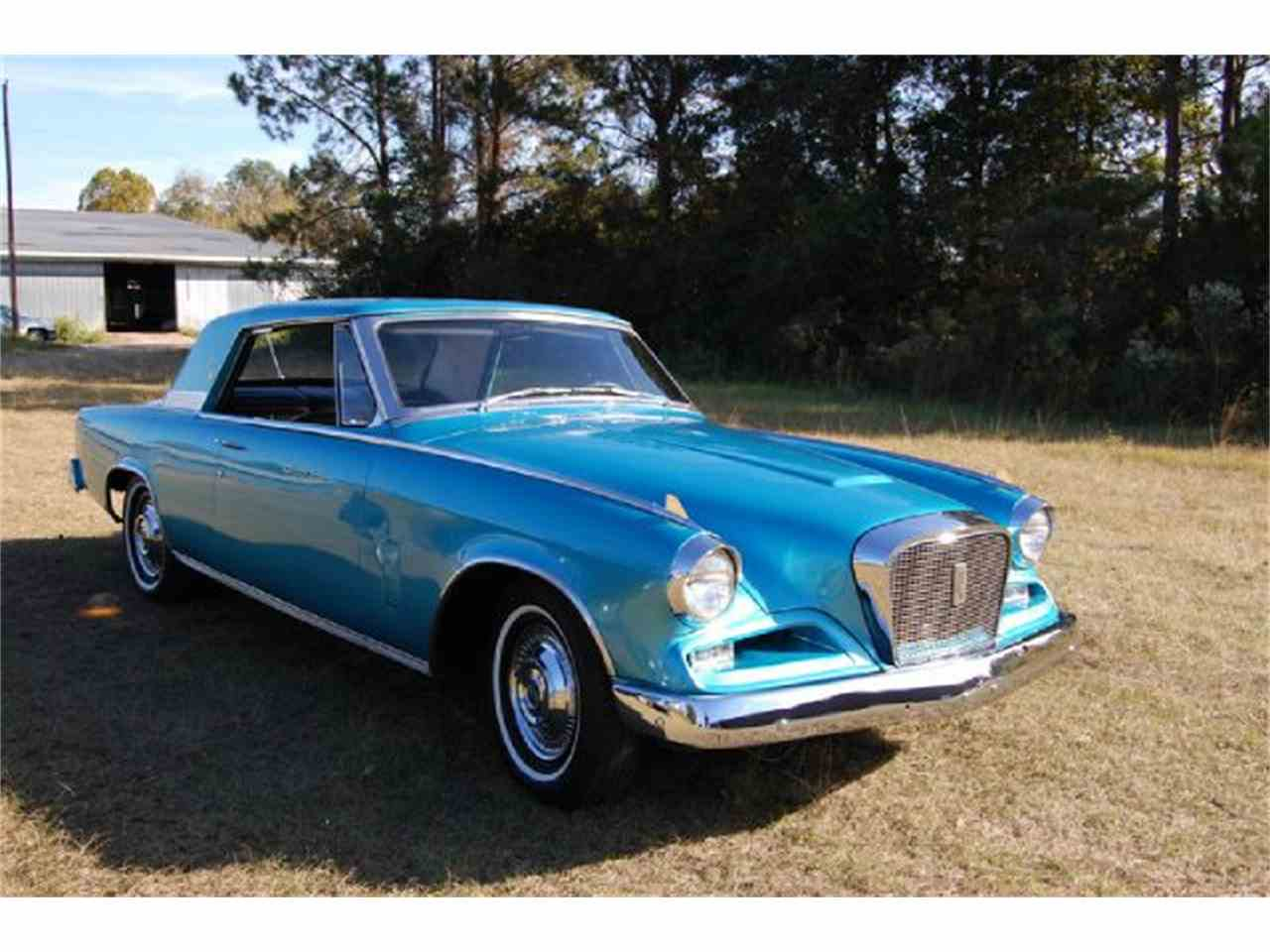 Large Picture of 1962 Studebaker Hawk located in Georgia - $10,900.00 Offered by Brandon Classics - A8W0