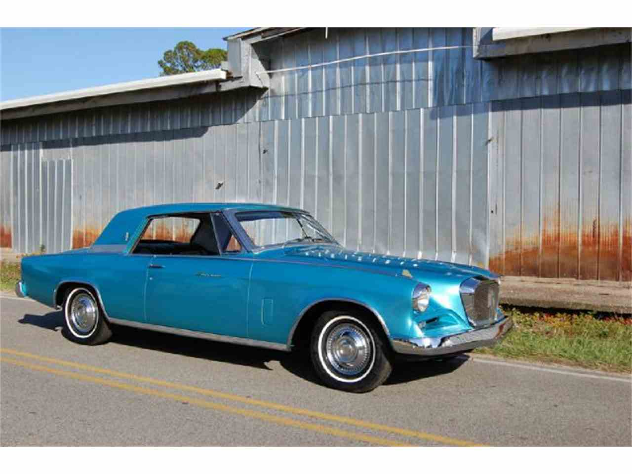 Large Picture of '62 Studebaker Hawk located in Georgia - $10,900.00 Offered by Brandon Classics - A8W0