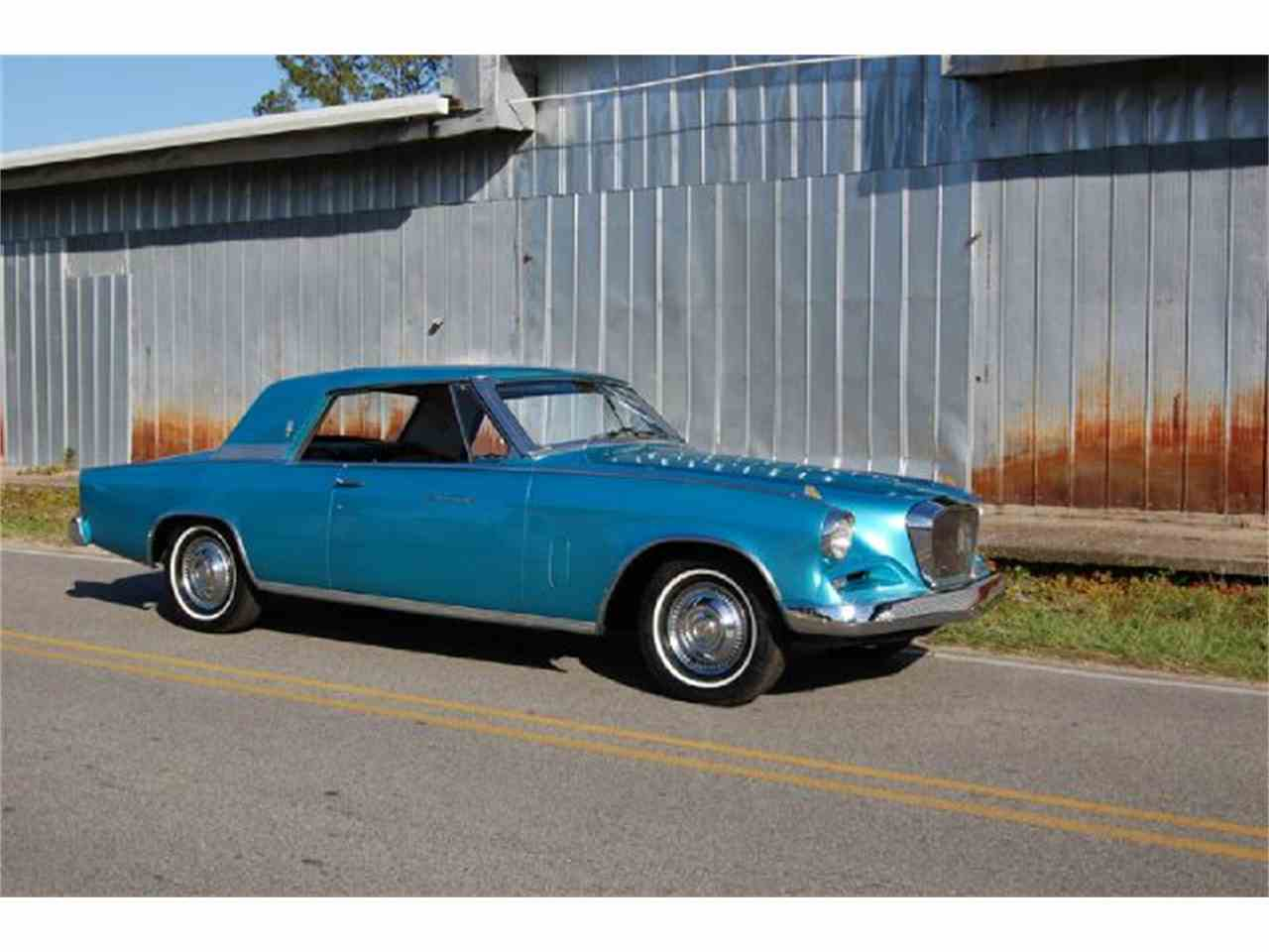 Large Picture of Classic '62 Studebaker Hawk - $10,900.00 Offered by Brandon Classics - A8W0