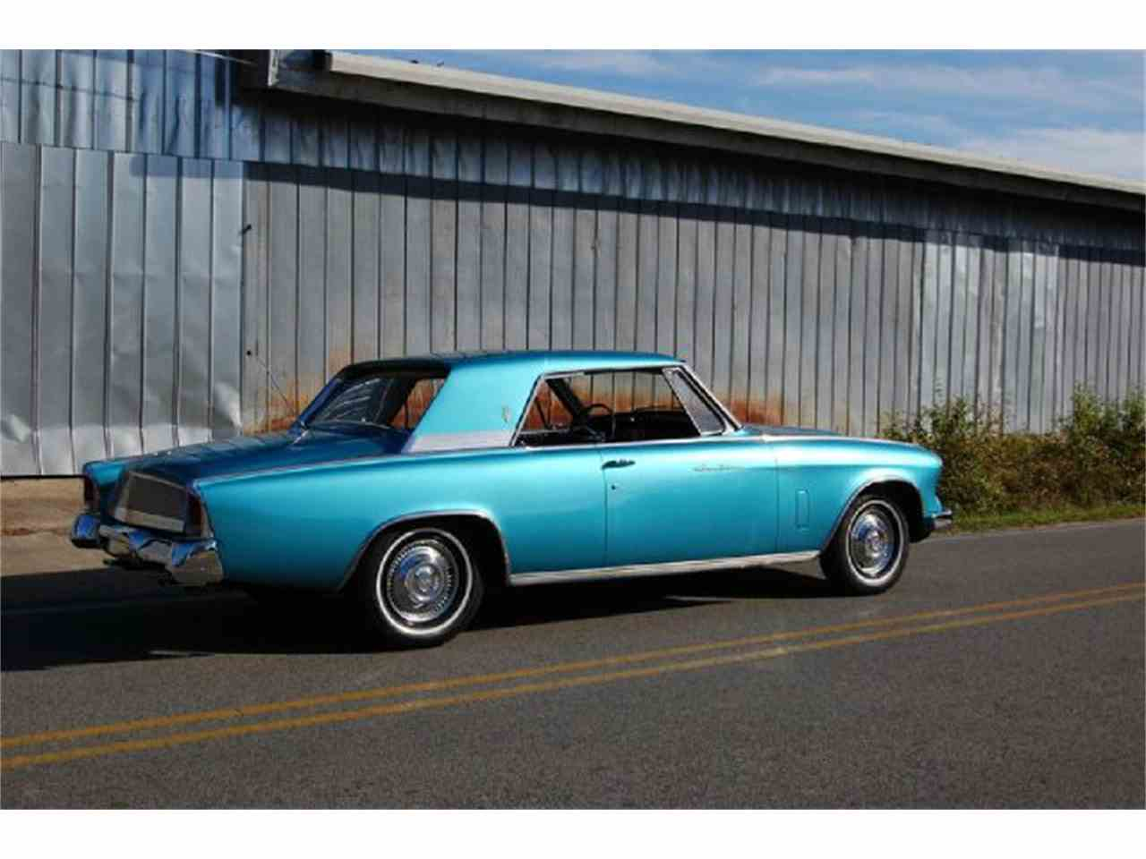 Large Picture of 1962 Studebaker Hawk - $10,900.00 - A8W0