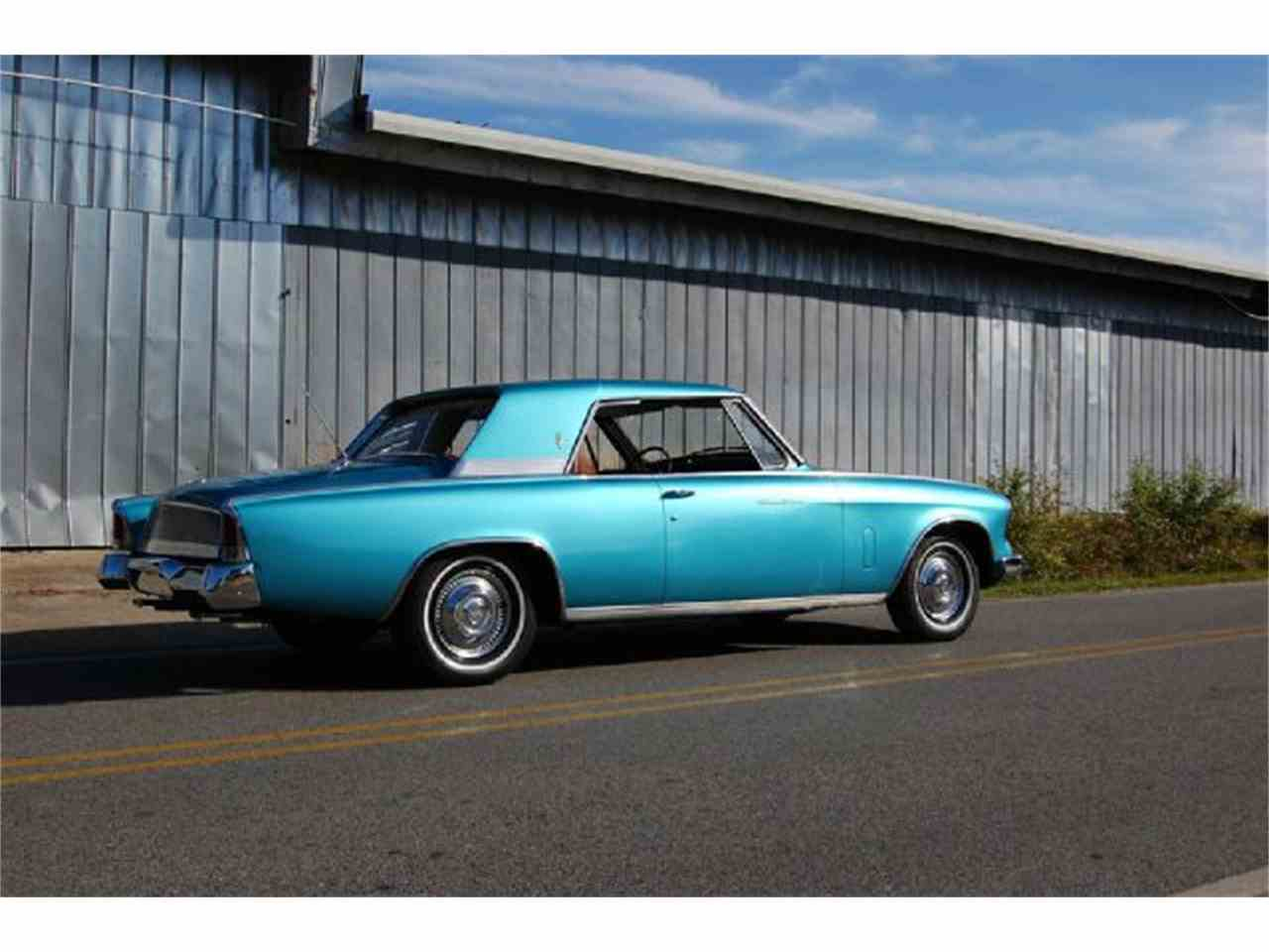 Large Picture of Classic '62 Studebaker Hawk located in Georgia - $10,900.00 Offered by Brandon Classics - A8W0