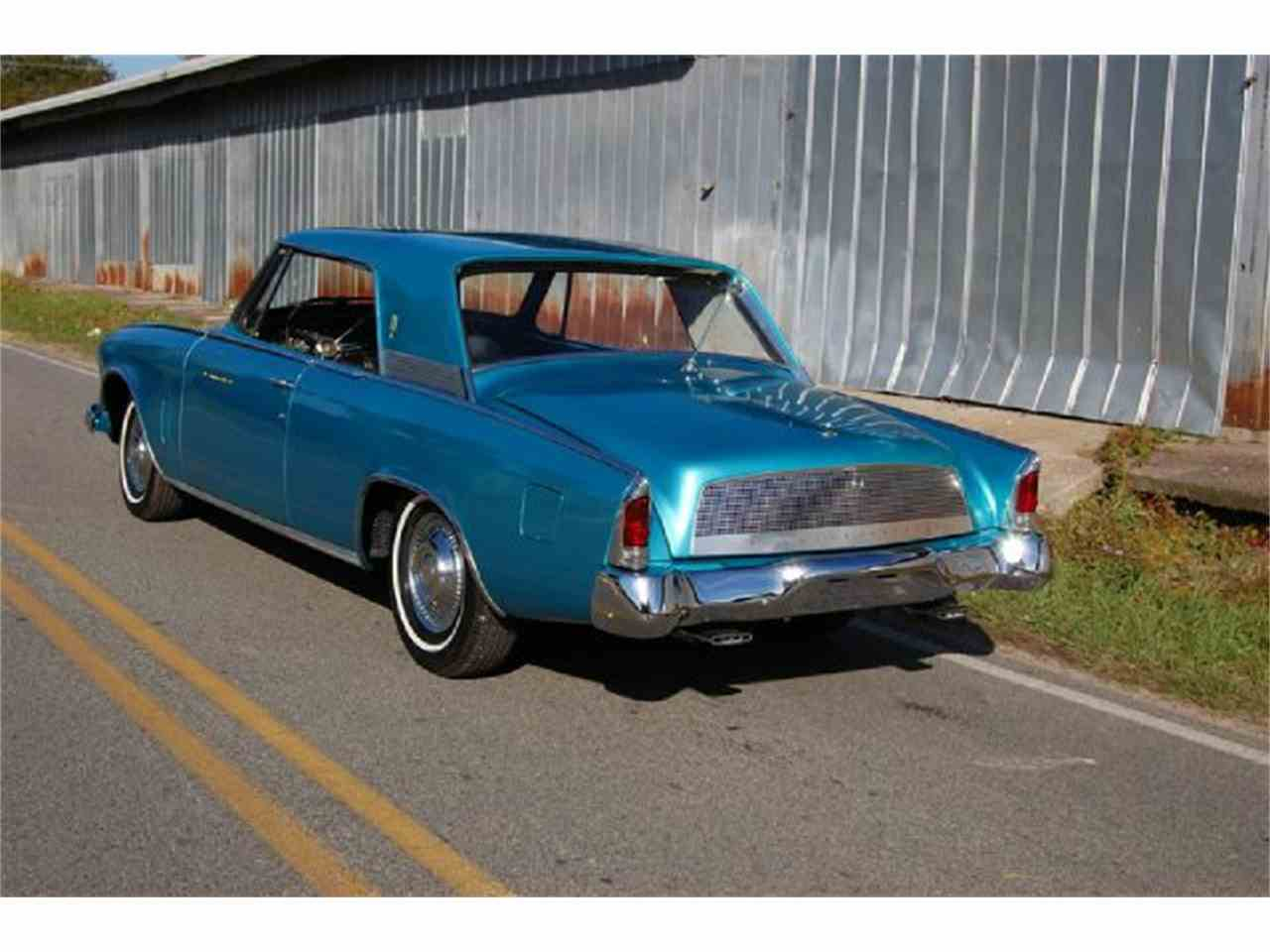Large Picture of Classic '62 Hawk located in Georgia Offered by Brandon Classics - A8W0