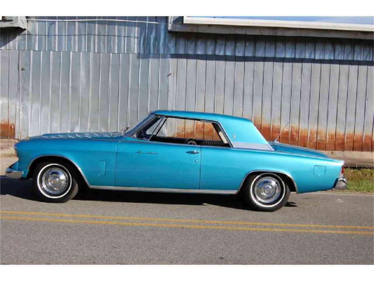 Large Picture of Classic '62 Studebaker Hawk - $10,900.00 - A8W0