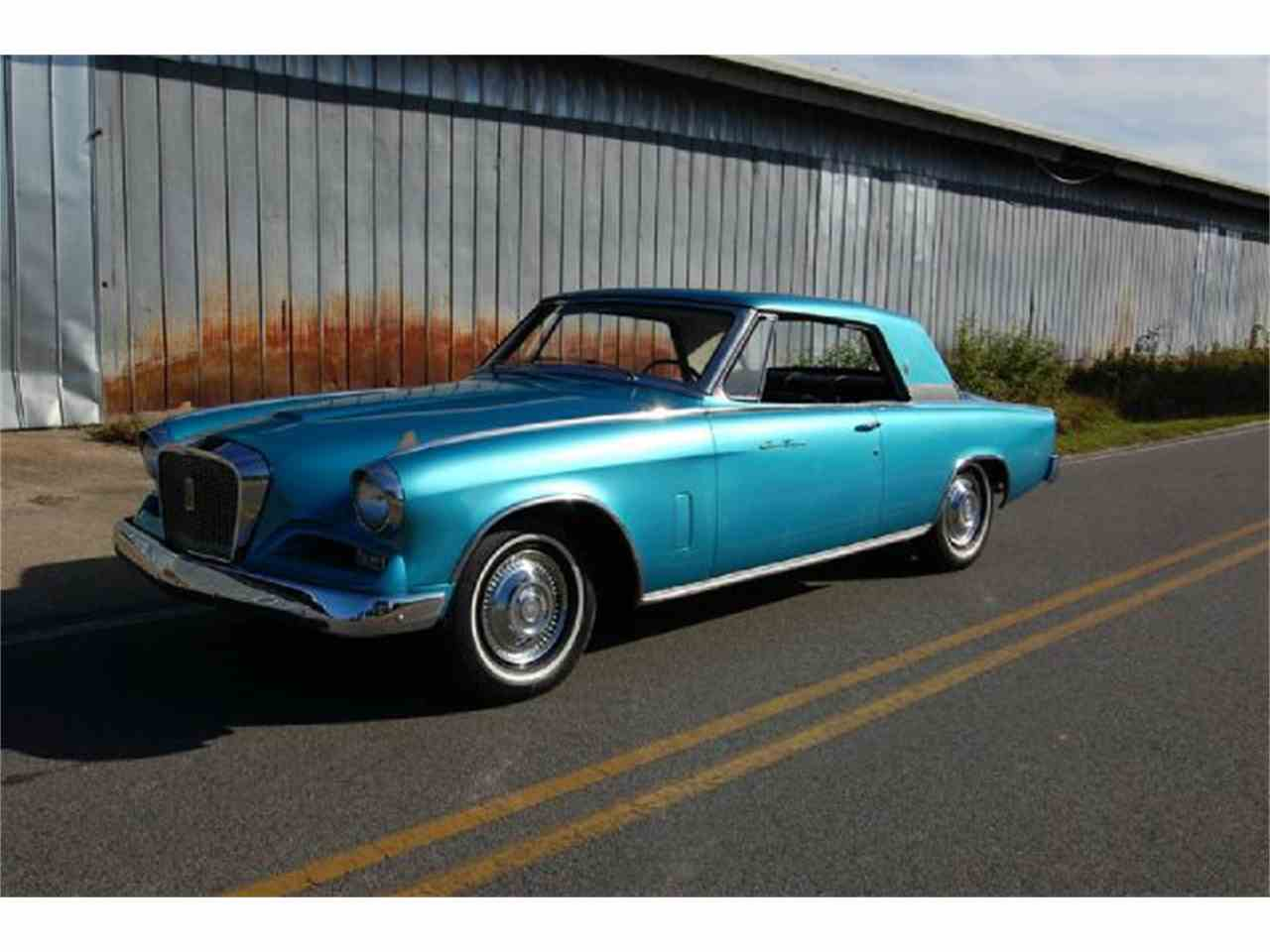 Large Picture of Classic '62 Studebaker Hawk Offered by Brandon Classics - A8W0