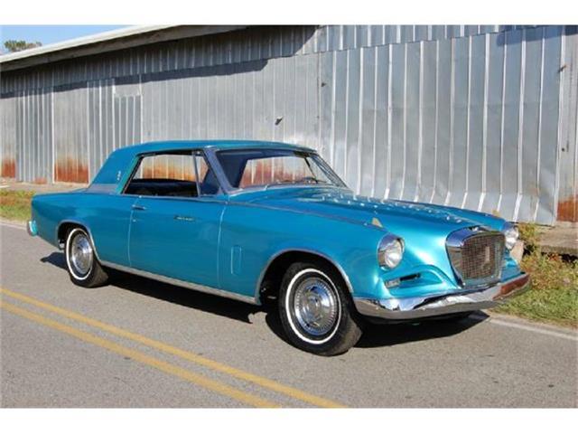 1962 Studebaker Hawk | 478080