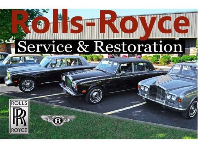 1973 Rolls-Royce Silver Shadow | 478377