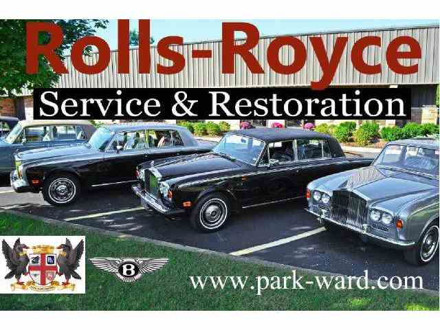 Picture of Classic '73 Rolls-Royce Silver Shadow located in Carey Illinois Auction Vehicle Offered by Park-Ward Motors - A949